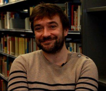 Portrait d'Arnaud Hée