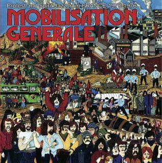 Pochette du disque Mobilisation générale