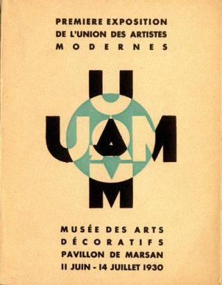 Catalogue numérisé de la première exposition de l'U.A.M.