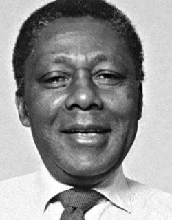 Portrait de Mongo Beti