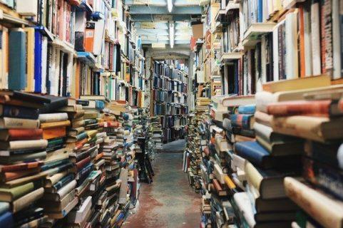 Un labyrinthe de livres