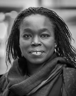 Portrait de Fatou Diome