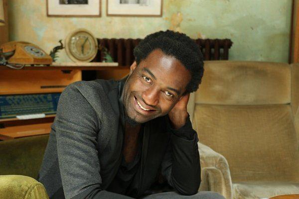 Portrait de Marc Alexandre Oho Bambe
