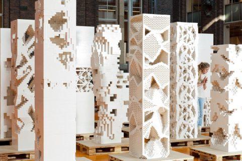 The White Factory par l'agence MVRDV et Delft University of Technology