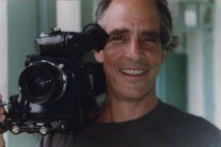 Robert Kramer, sur le tournage de Route One USA