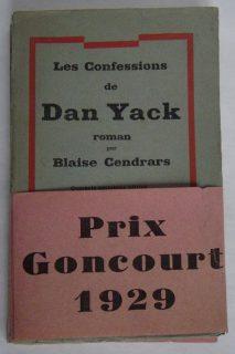 Couverture de Dan Yack