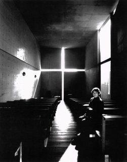 portrait de Tadao Ando