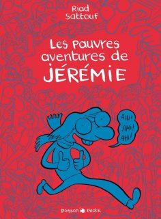 Couverture de l'intégrale des Pauvres aventures de Jérémie