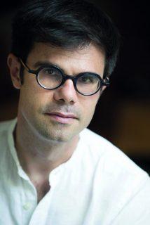 Portrait de Mathieu Simonet