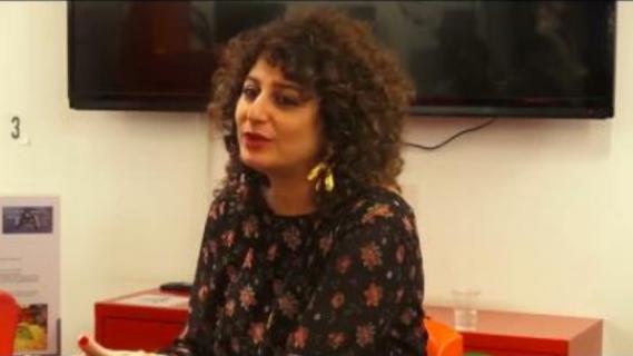 Zeina Abirached à la Bpi