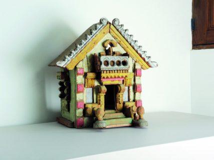 Une maison en bois construite par Auguste Forestier