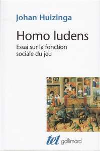 Couverture Homo ludens