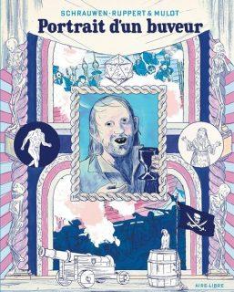 couverture de Portrait d'un buveur