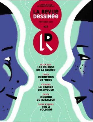 La Revue dessinée enquêtes, reportages et documentaires en bande dessinée