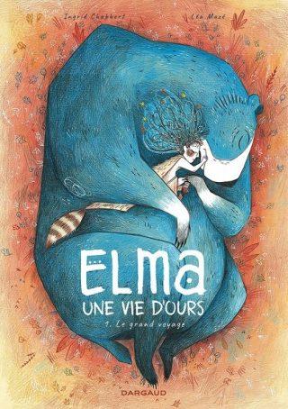 Couverture Elma, une vie d'ours