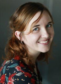 Photographie en portrait de Léa Mazé