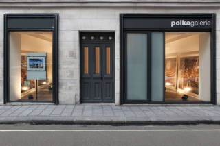 Site officiel de la galerie Polka