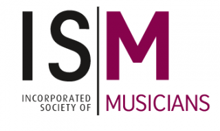 Logo ISM (Incorporated society of musicians)