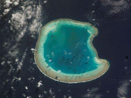 Ile de Bassas da India, revendiquée par la France et Madagascar