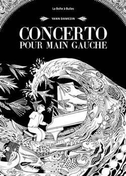 couverture noir et blanc de Concerto