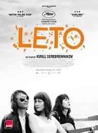 affiche du film Leto