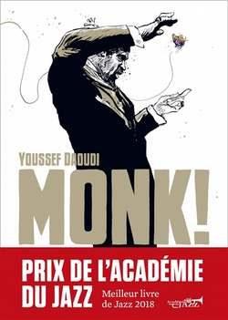 Couverture de Monk, prix de l'académie du jazz