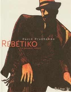 couverture de Rebetiko