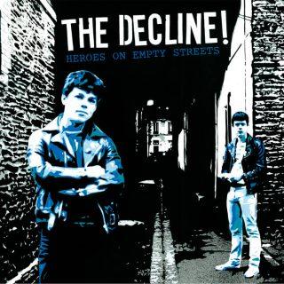 pochette de l'album : deux hommes dans une rue