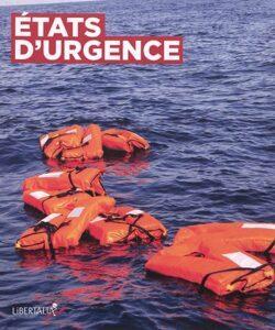 COuverture Etats d'urgence