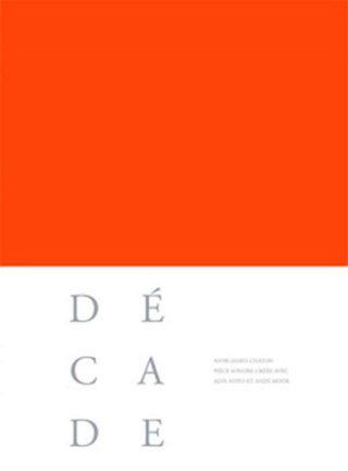Couverture du livre Decade