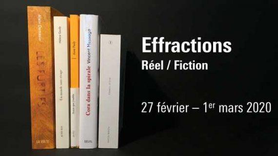 Les romans sélectionnés