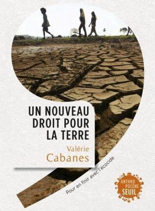 Couverture du livre Un nouveau droit pour la Terre
