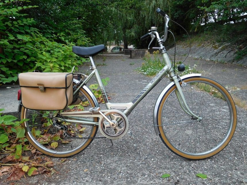 Mini-vélo Motobécane