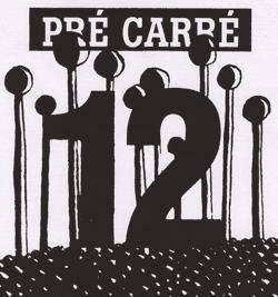 Couverture de la revue Pré Carré