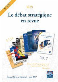 Couverture de Revue Défense Nationale 2017