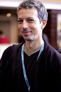 Portrait d'Eric Chahi