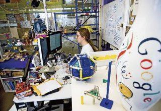 Bureau chez Google