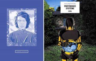 Couverture de Préférence Système de Ugo Bienvenu et un autoportrait