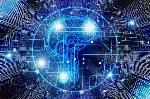 Intelligence artificielle : image d'un cerveau