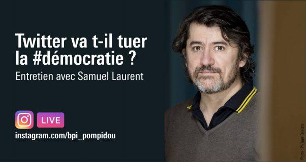 entretien avec Samuel Laurent